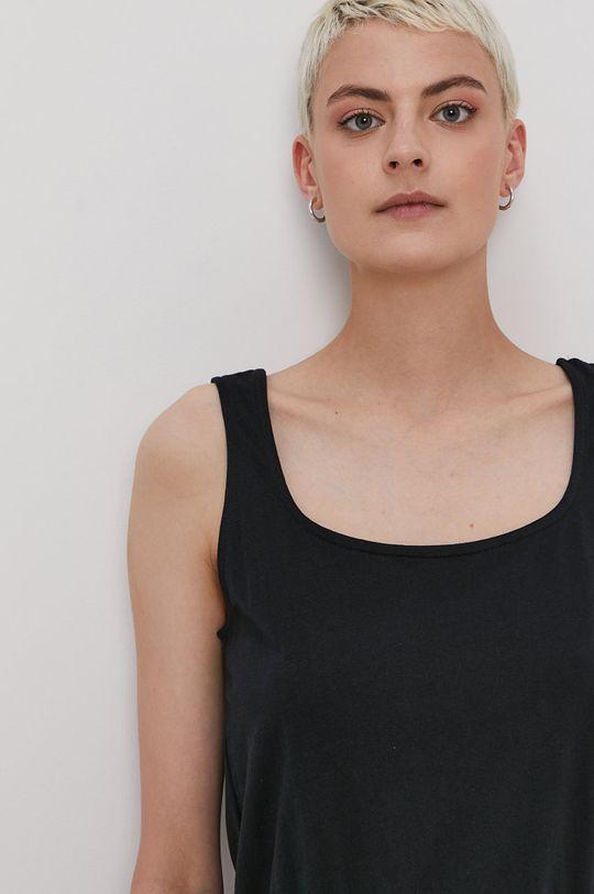čierna Vero Moda - Šaty