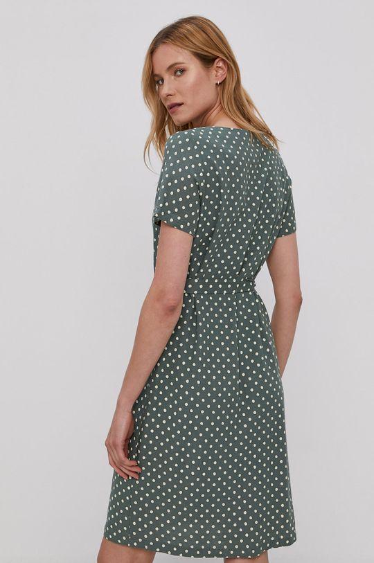 Vero Moda - Šaty  55% Ľan, 45% Viskóza