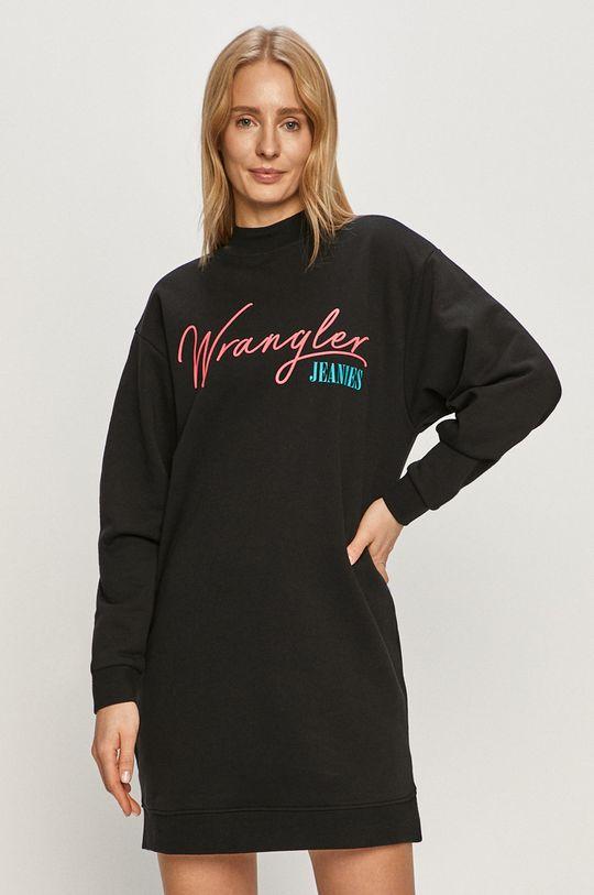 čierna Wrangler - Šaty Dámsky
