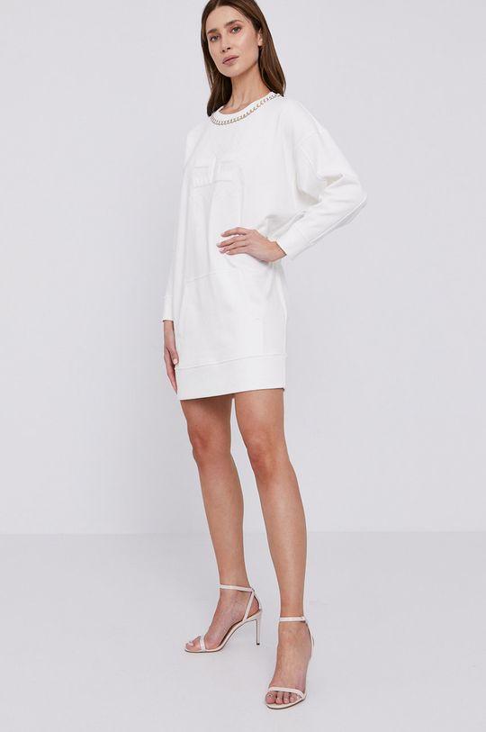 Elisabetta Franchi - Šaty biela