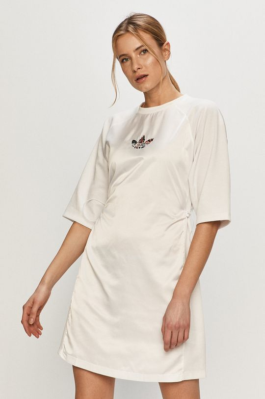 biały adidas Originals - Sukienka Damski