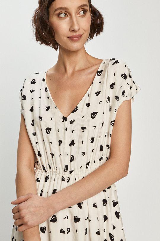 biały Armani Exchange - Sukienka