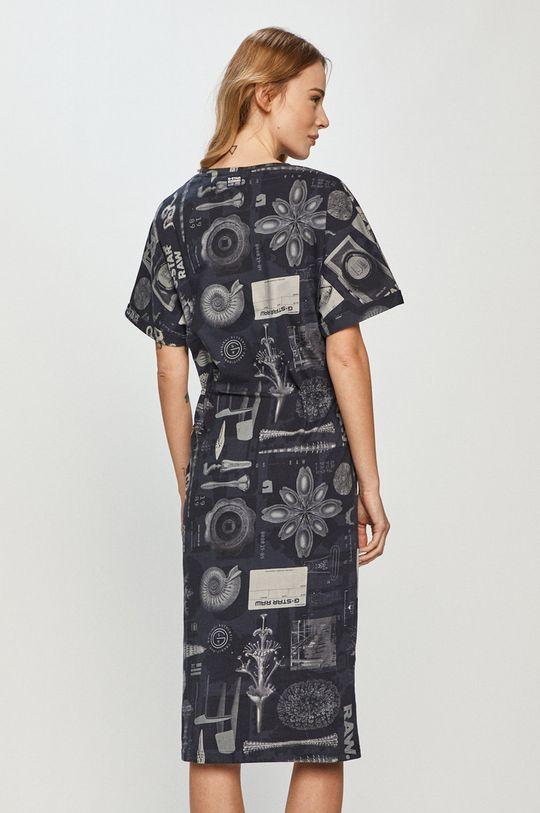 G-Star Raw - Sukienka 100 % Bawełna organiczna