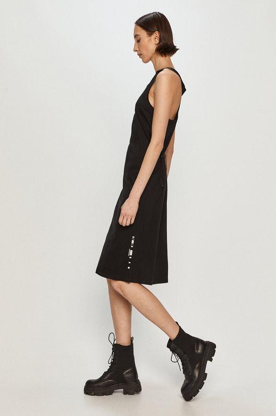 G-Star Raw - Šaty čierna