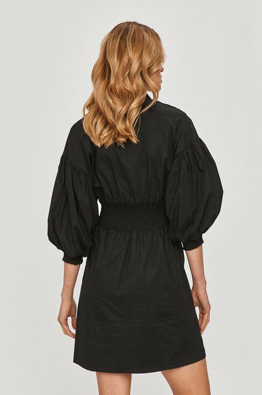 Twinset - Sukienka Materiał zasadniczy: 96 % Bawełna, 4 % Elastan, Aplikacja: 100 % Poliester