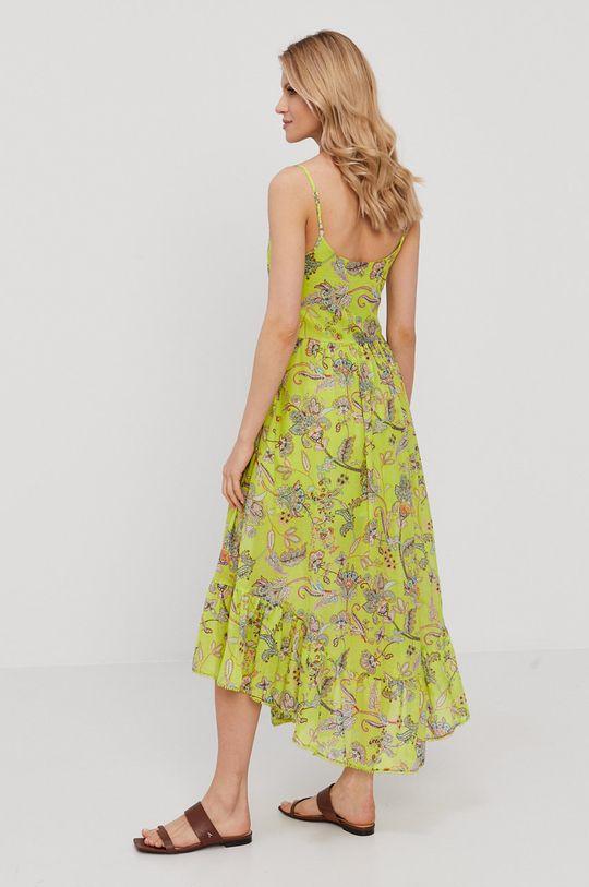 Twinset - Sukienka Materiał 1: 100 % Bawełna, Materiał 2: 100 % Poliester