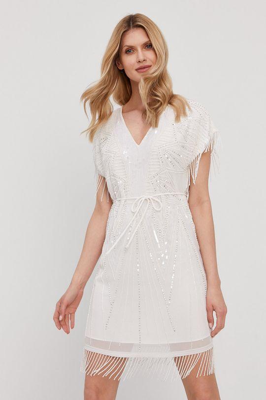bílá Twinset - Šaty