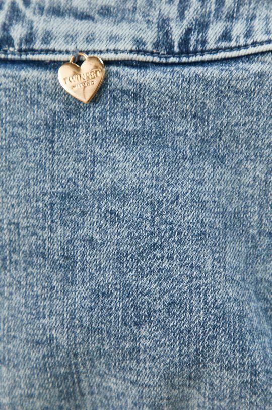 Twinset - Sukienka jeansowa Damski