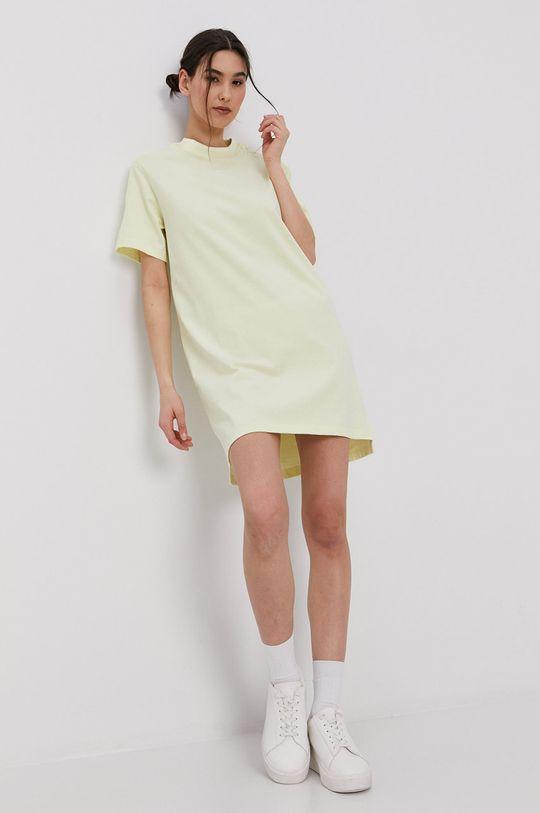 adidas Originals - Šaty žlutá