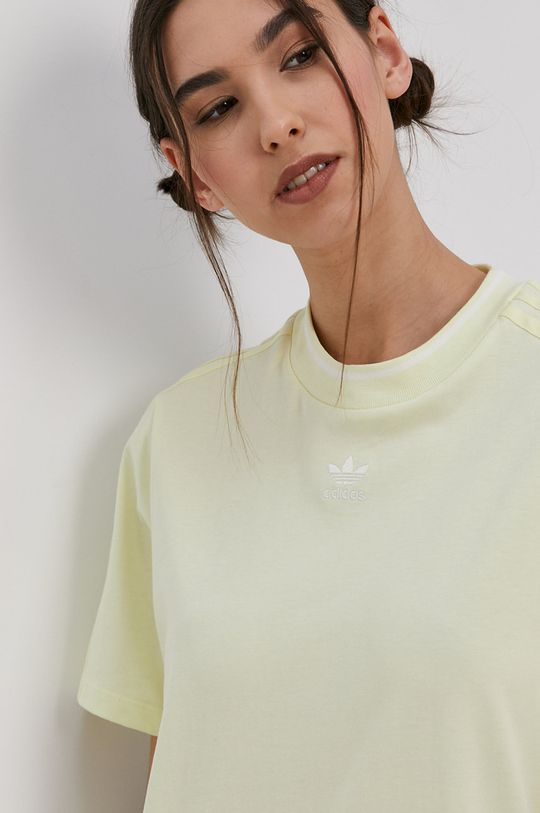 žlutá adidas Originals - Šaty