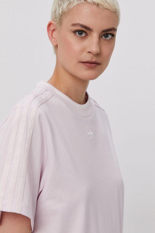 levandulová adidas Originals - Šaty