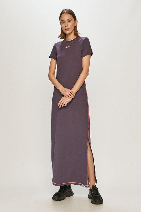 Nike Sportswear - Šaty purpurová