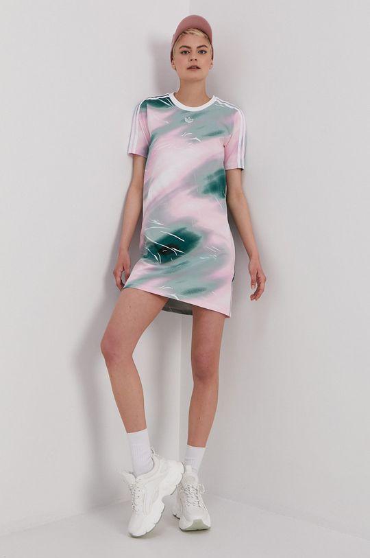 multicolor adidas Originals - Sukienka Damski