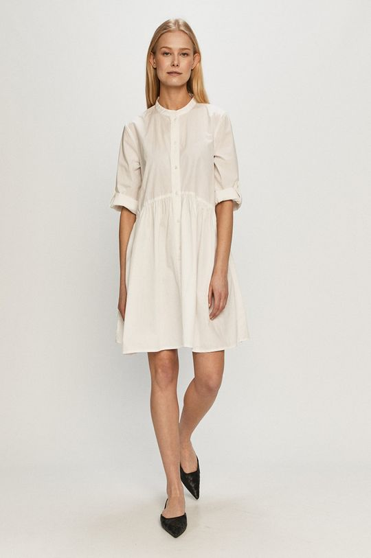 Only - Šaty bílá