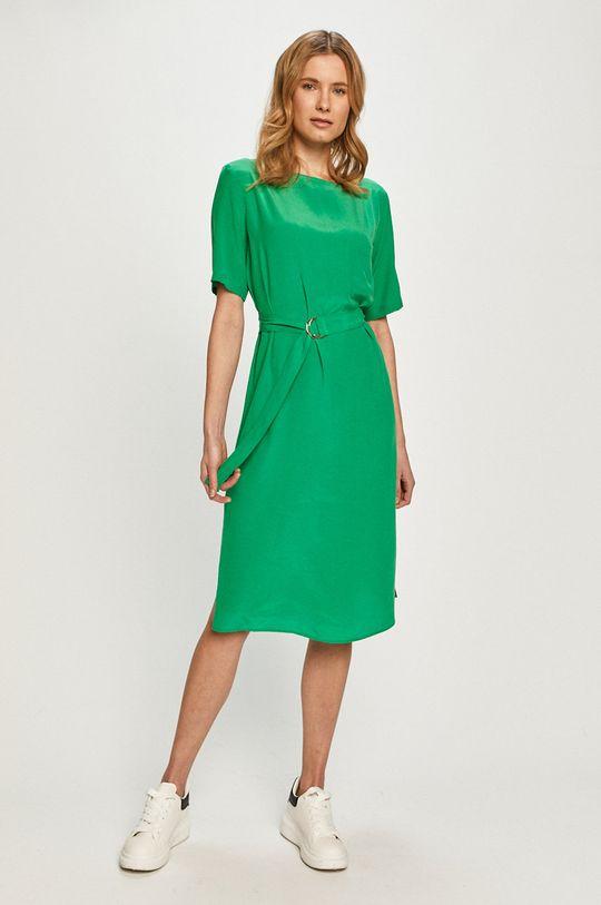 Tommy Hilfiger - Sukienka zielony