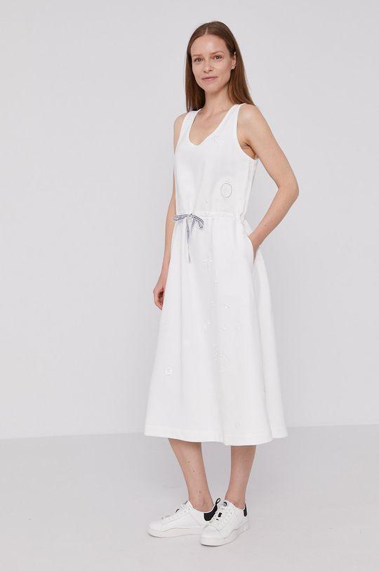Tommy Hilfiger - Šaty biela