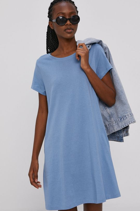 jasny niebieski Only - Sukienka Damski