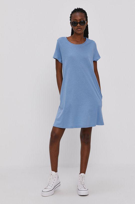 Only - Sukienka jasny niebieski