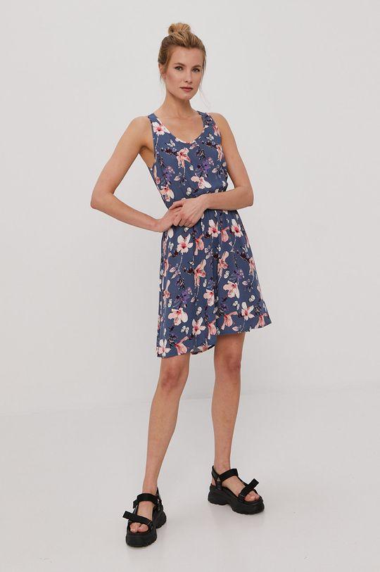 Only - Sukienka stalowy niebieski