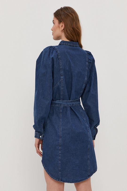 Only - Sukienka jeansowa 100 % Bawełna