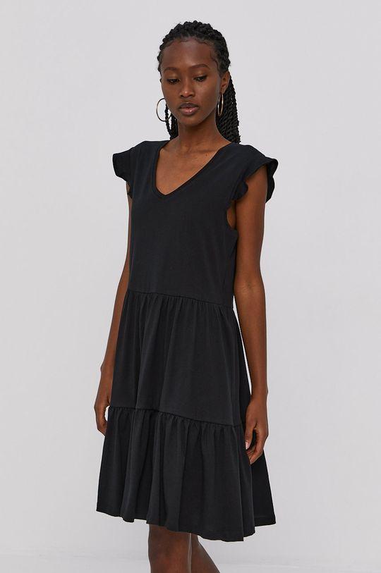 černá Only - Šaty Dámský