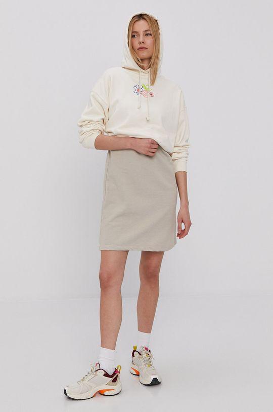 Only - Sukienka piaskowy