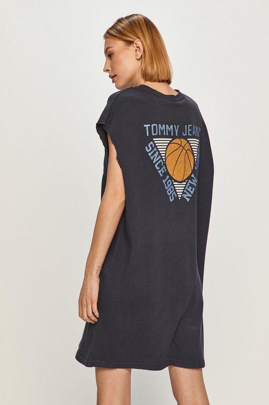 námořnická modř Tommy Jeans - Šaty Dámský
