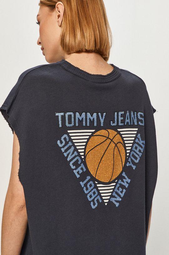 námořnická modř Tommy Jeans - Šaty