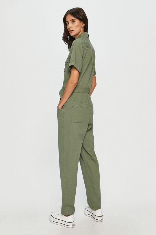 Tommy Jeans - Overal  100% Organická bavlna