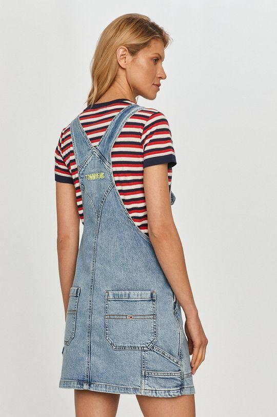 Tommy Jeans - Šaty  79% Bavlna, 1% Elastan, 20% Recyklovaná bavlna