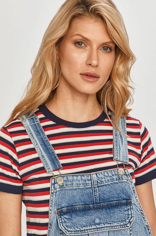 světle modrá Tommy Jeans - Šaty