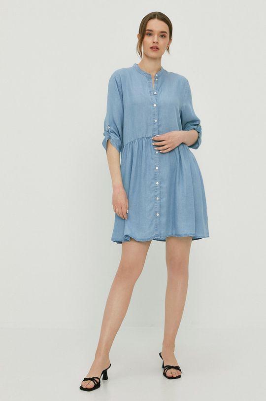 Jacqueline de Yong - Šaty modrá
