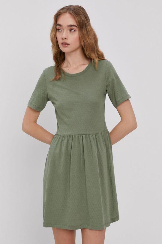 Jacqueline de Yong - Šaty zelená