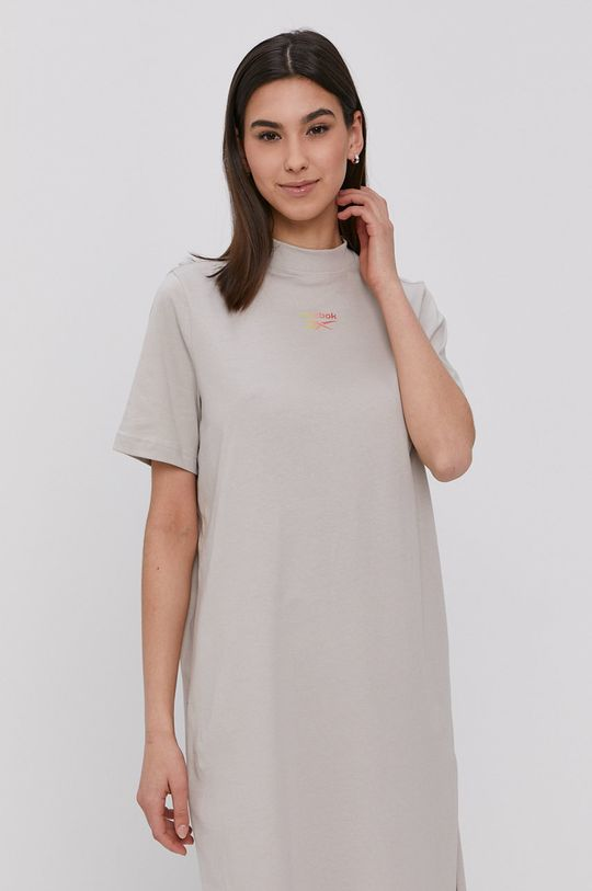 Reebok Classic - Sukienka Materiał zasadniczy: 100 % Bawełna, Ściągacz: 95 % Bawełna, 5 % Elastan