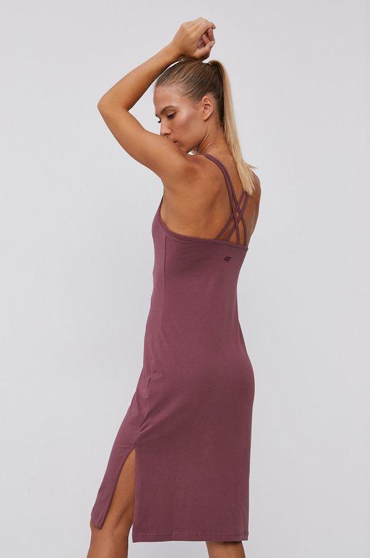 4F - Sukienka 95 % Bawełna, 5 % Elastan