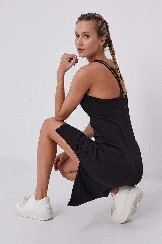 czarny 4F - Sukienka Damski