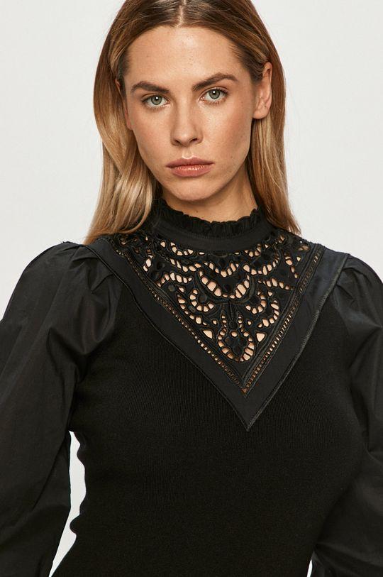 czarny Morgan - Sukienka