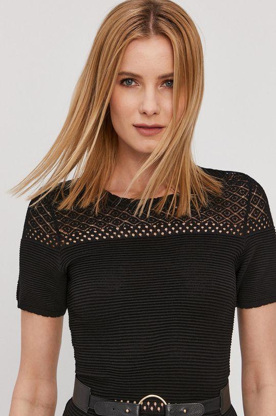 čierna Morgan - Šaty