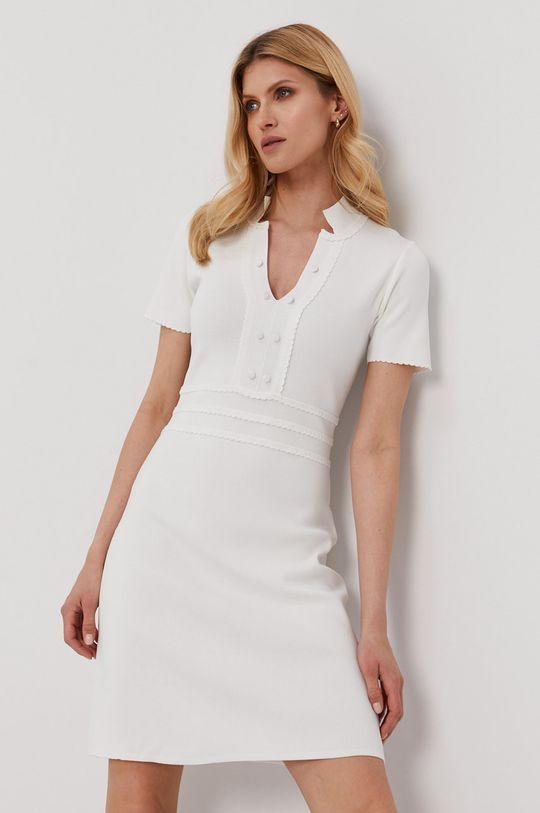 biały Morgan - Sukienka Damski