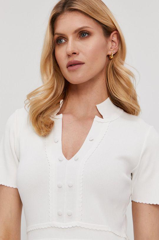 biały Morgan - Sukienka