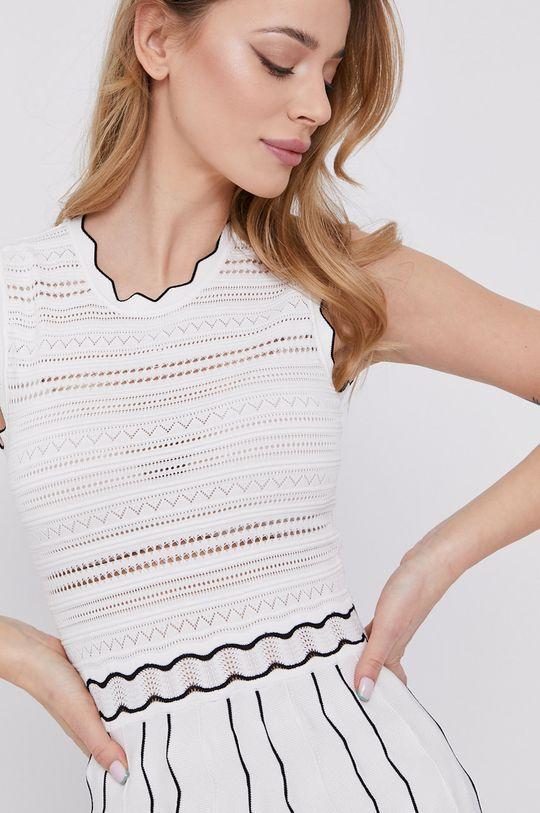 biela Morgan - Šaty