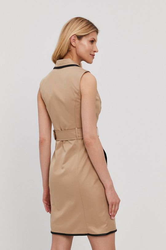 Morgan - Sukienka Materiał 1: 100 % Poliester, Materiał 2: 100 % Poliuretan