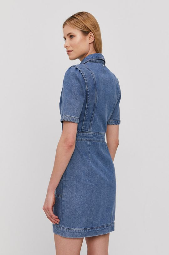Morgan - Sukienka jeansowa 79 % Bawełna, 21 % Poliester