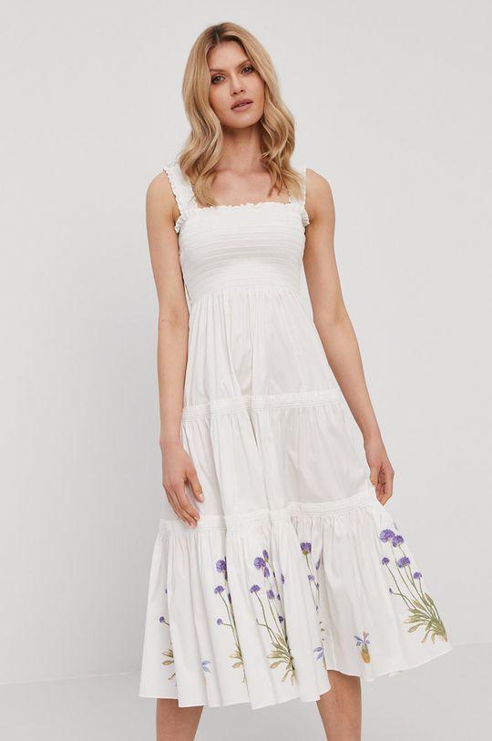 Tory Burch - Šaty biela