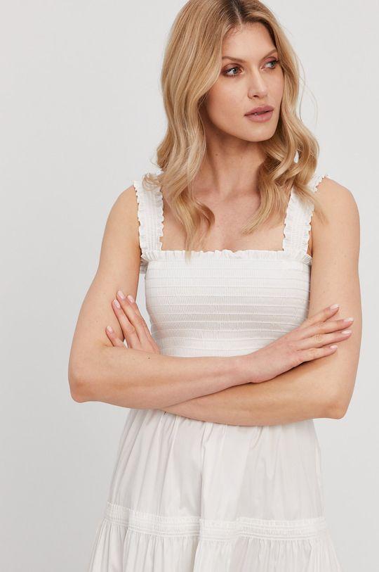 biela Tory Burch - Šaty