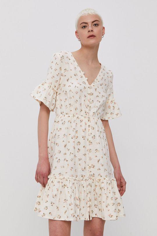 kremowy Billabong - Sukienka Damski
