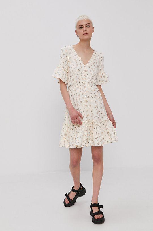 Billabong - Sukienka kremowy