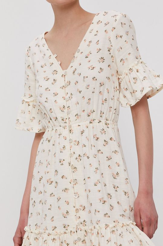 kremowy Billabong - Sukienka