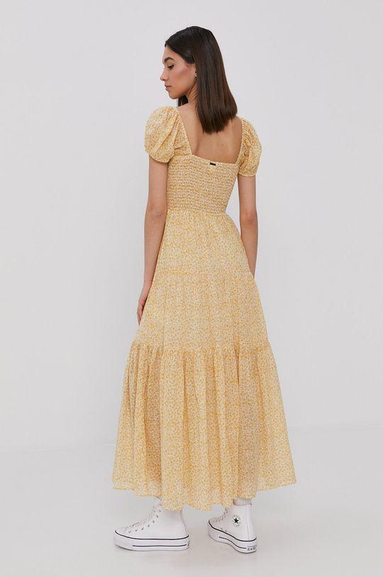 Billabong - Šaty žltá