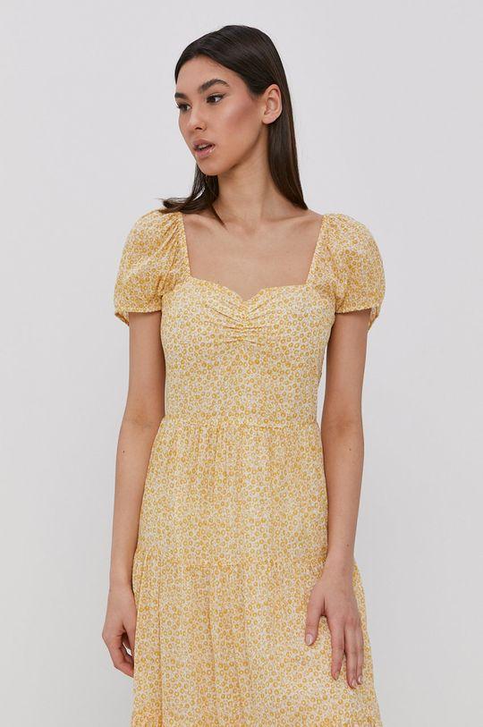 Billabong - Šaty  100% Bavlna